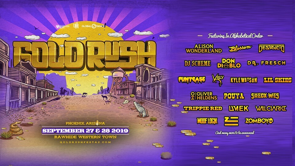 Goldrush 2019 | Viberate - the first truly global music network